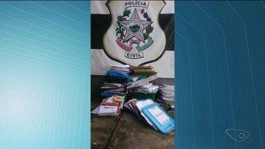 Polícia investiga suposta fraude em contratos de empréstimos feitos em Castelo, ES - A suspeita é de que pelo menos 50 pessoas tenham caído no golpe.