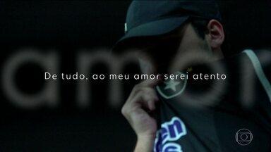 """Torcida do Botafogo ilustra o """"Soneto da Fidelidade"""", de Vinícius de Moraes - Torcida do Botafogo ilustra o """"Soneto da Fidelidade"""", de Vinícius de Moraes"""