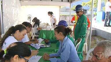 Ações do 'Hepatite Zero' beneficia trabalhadora que atuam dentro e fora da CDP - Ação foi realizada nesta sexta-feira (11).