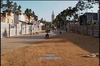 Avenida Antônio Carlos em Araxá passará por novas reformas - Será realizada uma reestruturação no canteiro central e nas vias transversais da via, que é considerada uma das principais da cidade.