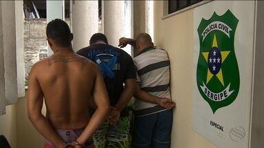DHPP realiza operação contra suspeitos de homicídios e tráfico de drogas em Aracaju - DHPP realiza operação contra suspeitos de homicídios e tráfico de drogas em Aracaju.