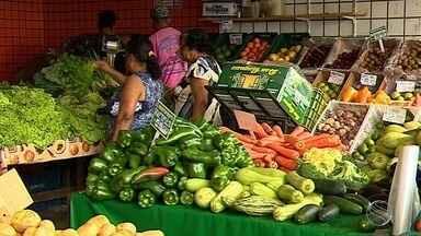 Saiba como estão os preços dos produtos comercializados na Ceasa - Saiba como estão os preços dos produtos comercializados na Ceasa.