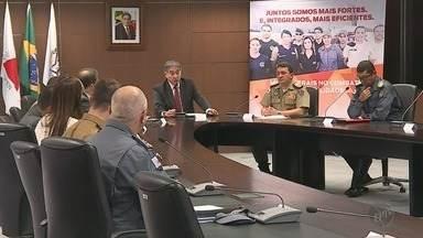 Governo de Minas divulga redução em índices de criminalidade no Estado - Governo de Minas divulga redução em índices de criminalidade no Estado