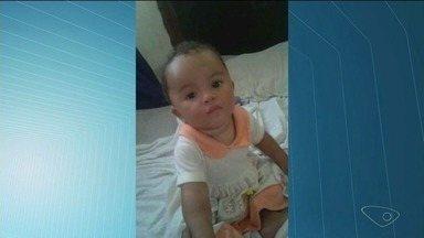 Bebê morre e mãe acusa homem de estupro, em Cachoeiro de Itapemirim, ES - A Polícia e o Hospital aguardam a conclusão dos exames.