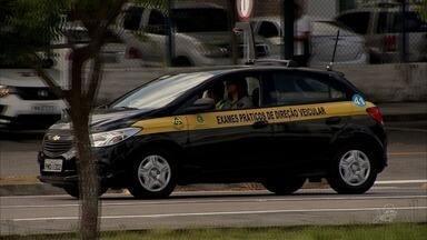 Número de motoristas reprovados no Detran do Ceará aumenta em três vezes - Reportagem do CETV investiga os motivos