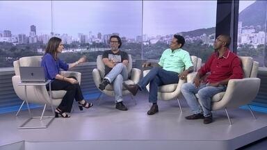 Conheça as histórias de pais cariocas que criam seus filhos sozinhos - O número de pais solteiros no Rio de Janeiro ainda é bem menor que o de mães solteiras, mas vem crescendo nos últimos 10 anos.