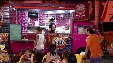 Festival de Food Truck anima noite em Gurupi - Festival de Food Truck anima noite em Gurupi