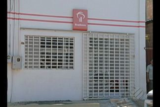 Agência bancária em Pau d'arco é atacada por criminosos - Mais uma agencia no interior no estado atacada em menos de 24 horas.