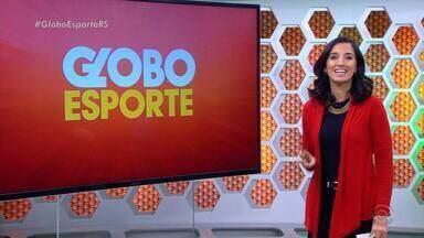Globo Esporte RS - Bloco 1 - 18/08/2017 - Assista ao vídeo.