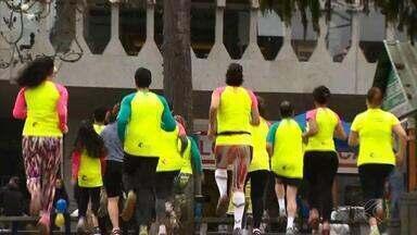 Corrida movimenta Barbacena no fim de semana - Prova tem 2300 inscritos para edição deste ano. Entrega dos kits é sábado à tarde, e largada é no domingo
