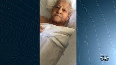 Paciente que esperava há mais de dois meses por prótese consegue cirurgia, em GO - Médico dizia que idosa poderia esperar até seis meses até conseguir procedimento.
