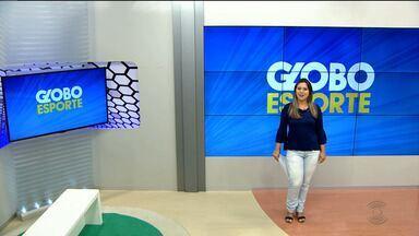 Assista à íntegra do Globo Esporte CG desta sexta-feira (18.08.2017) - Veja quais os detalhes.