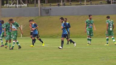 Londrina ganha tempo para entrosar a equipe - Depois de sequência de jogos e mudanças no elenco, Tubarão tem parada providencial para Cláudio Tencati avaliar novas opções no time