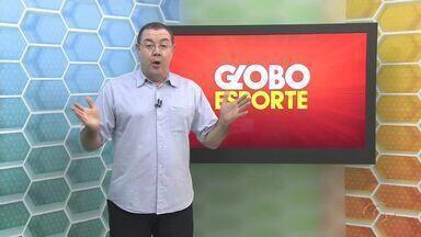 Confira o Globo Esporte-AL desta sexta (18/08), na íntegra - Veja os destaques do esporte alagoano.