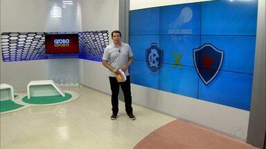 Confira na íntegra o Globo Esporte desta sexta-feira (18/08/2017) - Kako Marques traz as principais notícias do esporte paraibano