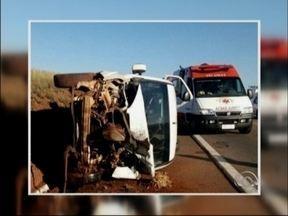 Seis pessoas ficaram feridas em um acidente na BR 285 - Trecho fica entre Passo Fundo e Carazinho