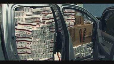 Terceiro capítulo de documentário mostra vítimas do contrabando de cigarros em SC - Terceiro capítulo de documentário mostra vítimas do contrabando de cigarros em SC