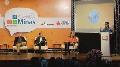 Agenda Minas discute empreendedorismo e desenvolvimento do Sul de MG em Varginha (MG) - Agenda Minas discute empreendedorismo e desenvolvimento do Sul de MG em Varginha (MG)