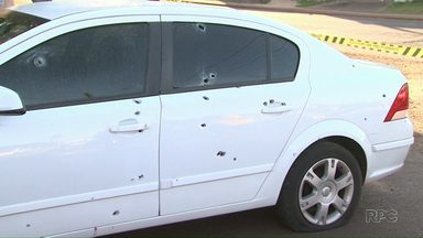 Dois policiais militares foram presos suspeitos de tentar matar um jovem em Foz - O crime foi no fim de julho./