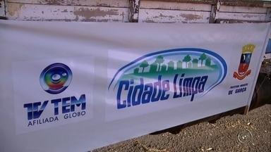 Projeto Cidade Limpa estará em Bauru e São Manuel a partir de segunda-feira - Projeto Cidade Limpa estará em Bauru e São Manuel a partir de segunda-feira.