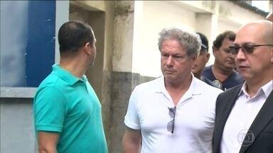 Jacob Barata Filho e Lélis Teixeira são soltos - Jacob Barata Filho e Lélis Teixeira são soltos