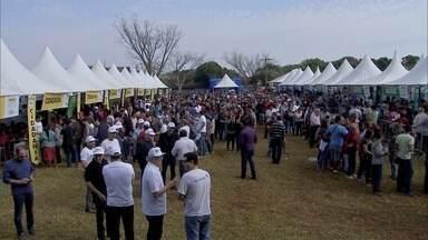 Movimento na Ação Cidadania começa cedo e fica lotado em Campo Grande - Evento está sendo realizado pelo Sesi em parceria com a TV Morena.