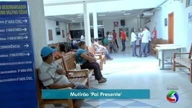 Mutirão pai presente é realizado em Várzea Grande e Cuiabá neste sábado - Mutirão pai presente é realizado em Várzea Grande e Cuiabá neste sábado.