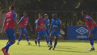Com Sassá no ataque, Mano escala reservas do Cruzeiro contra o Sport - Com Sassá no ataque, Mano escala reservas do Cruzeiro contra o Sport