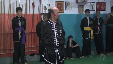 Competição Norte-Nordeste de Kung Fu movimenta Aracaju - Vão ser cinco categorias de luta.
