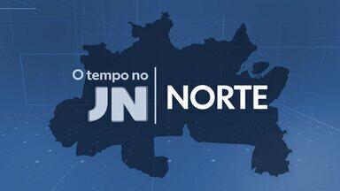 Veja a previsão do tempo para o Norte neste domingo (20) - Veja a previsão do tempo para o Norte neste domingo (20).