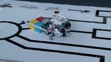Estudantes do Norte e Noroestre Fluminense participam de campeonato de robótica do Iff - Confira a seguir.