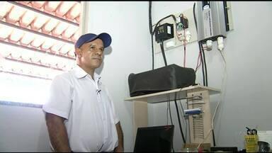 Moradores aproveitam o calor intenso e adotam a energia solar no Tocantins - Moradores aproveitam o calor intenso e adotam a energia solar no Tocantins
