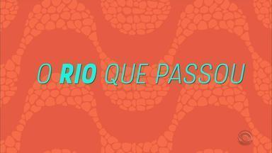 O Rio Que Passou: falta de apoio financeiro prejudica atletas olímpicos - Assista ao vídeo.