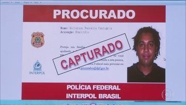 Veja bastidores da prisão de músico que deu soco fatal em turista argentino - Reportagem mostra detalhes da prisão de Toddy Cantuária, que aparece em vídeo dando o golpe que levou Matias Sebástian Carena à morte.
