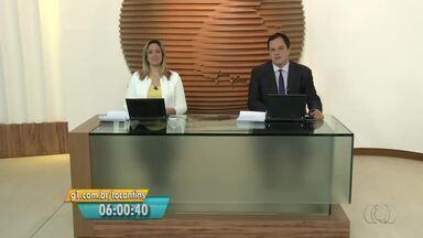 Confira os destaques do Bom Dia Tocantins desta segunda-feira (21) - Confira os destaques do Bom Dia Tocantins desta segunda-feira (21)