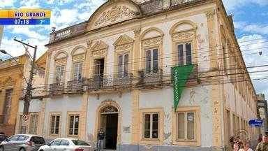 Prédios históricos de Pelotas recebem centenas de visitantes - Assista ao vídeo.