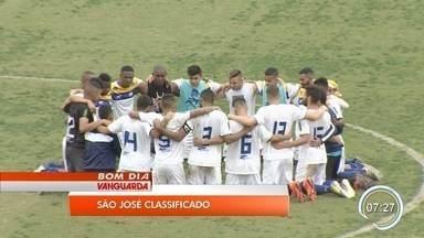 São José vence Itararé e avança às quartas do Paulista da Segunda Divisão - Com dois gols de Victor Feijão e um de Brenner, Águia conquista vitória no estádio Martins Pereira e se classifica em segundo do Grupo 6.