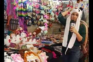 Feira do Artesanato traz uma mostra de cada cultura do mundo a Belém - Feira do Artesanato traz uma mostra de cada cultura do mundo a Belém