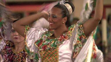 Festival de coco de roda atrai público no Jacintinho - Atração é uma das mais fortes tradições culturais do estado.