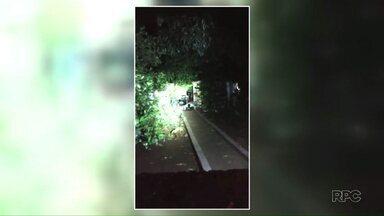 Idoso de 81 anos é feito refém durante assalto a casa na Vila C - Ele ficou refém durante quarenta minutos. A mulher dele conseguiu fugir e chamou a polícia.