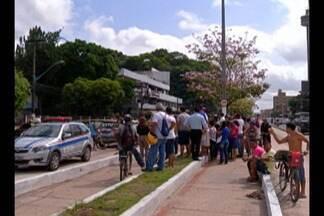 Homem morreu atropelado na pista expressa do BRT, em Belém - Acidente aconteceu na avenida Almirante Barroso.