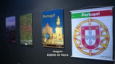 Museu histórico abre exposição sobre países que falam português - A exposição conta com curiosidades sobre 10 países que falam o idioma português. A mostra vai até o próximo domingo.