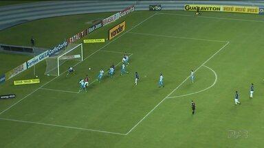 Paraná Clube empata em Belém e segue tentando se aproximar do G4 - Tricolor fica no 0 a 0 com o Paysandu e agora conta com a força como mandante para subir na classificação