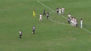 Tupi-MG vence Mogi Mirim com gol de Marcel - Volante decide jogo em Juiz de Fora para o Galo Carijó, que dá passo importante para avançar na Série C