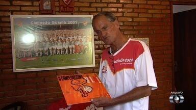 Morre Zé Antônio, torcedor símbolo do Vila Nova - Colorado falece por complicações da diabetes