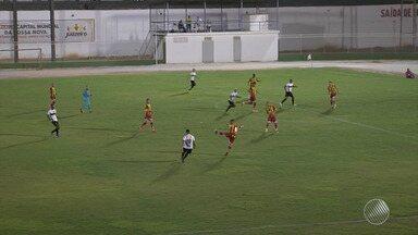 Juazeirense vence o América-RN por 3 a 1, em Juazeiro - Time pode até perder a próxima partida, pois já garantiu o acesso à série C do Campeonato Brasileiro.