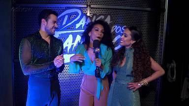Joaquim Lopes fala sobre a estreia na Dança dos Famosos - Apresentador está em segundo lugar no ranking