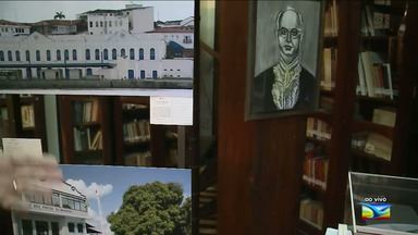 Centenário do nascimento de Josué Montello é celebrado em São Luís - Um dos mais importantes escritores maranhenses, Josué Montello, completaria 100 anos se estivesse vivo.