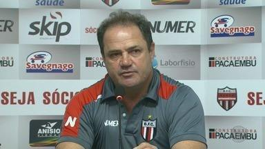 Botafogo-SP apresenta novo técnico para a Série C do Brasileiro - Vica entra no lugar de Rodrigo Fonseca, demitido após derrota para o Macaé.