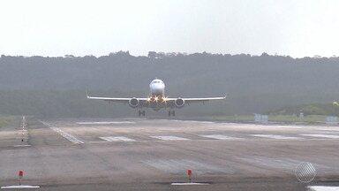 Aeroporto de Ilhéus passa a ser admonistrado pelo Governo do Estado - O termo de transferência foi assinado nesta terça (22).